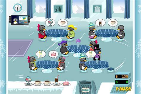 penguin diner apk penguin diner 2 android apps on play