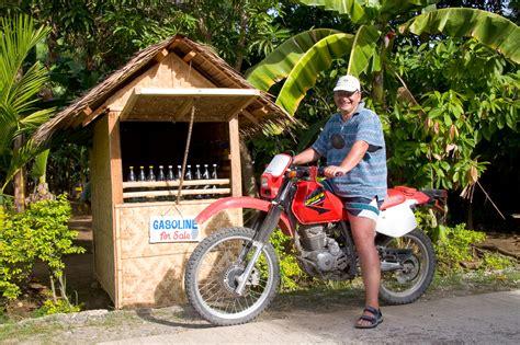 Motorradverleih Island by Motorbike Rental Bituon Resort