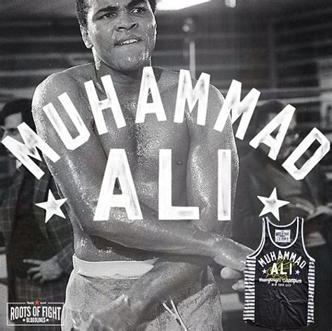 Muhammad Ali Back To His Roots by Roots Of Fight Ali Bee 74 Tank