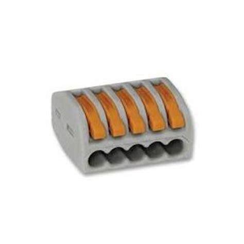 wago fil souple 2612 borne de connexion wago s 233 rie 222 levier pour fils rigides