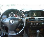 BMW 525i 2006 Interior  Image 109