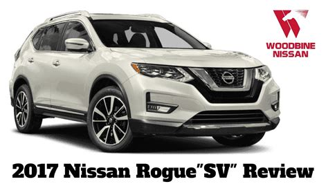 nissan rogue awd light stays on 2017 nissan rogue sv awd first arrival review youtube