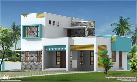 Villa Design by January 2013 Kerala Home Design And Floor Plans