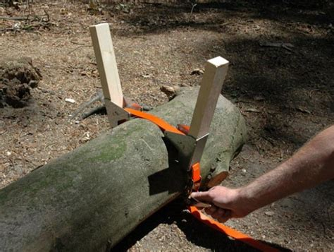 how to build a log bench diy build your own awesome log bench with the bosbank