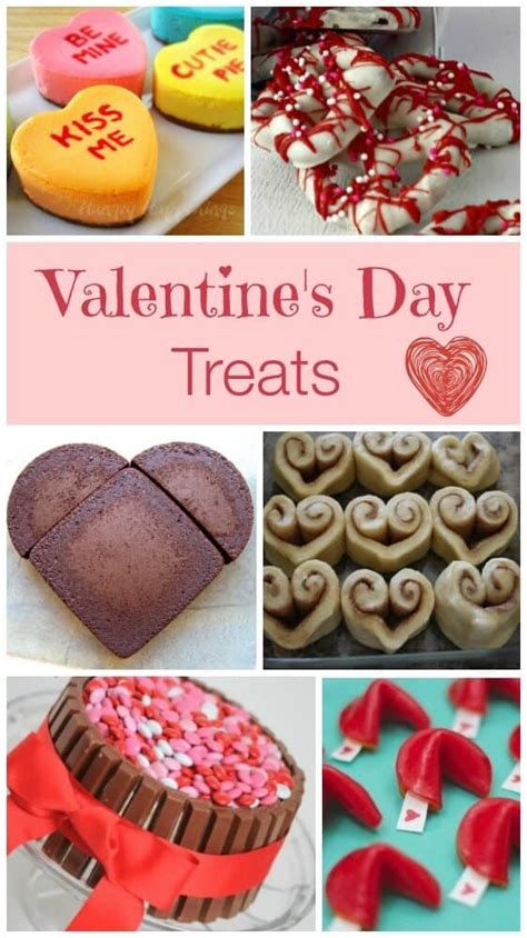 valentines day snacks top pinned s day ideas crafts projects and