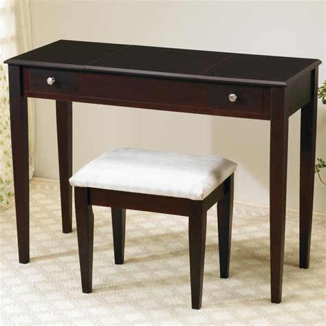 bedroom vanity table coaster bedroom vanity 300080 royal furniture and design