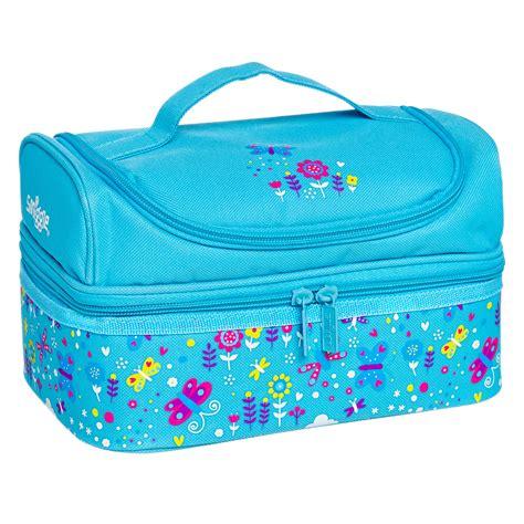 Smiggle Lunch Bag 2 pop decker lunchbox smiggle smiggle