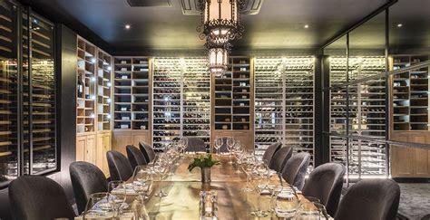 Contemporary Metal Wine Storage for Restaurants, Bars