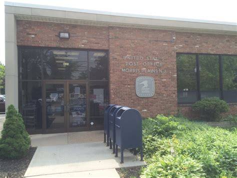 Morris Plains Post Office by Storefront Yelp