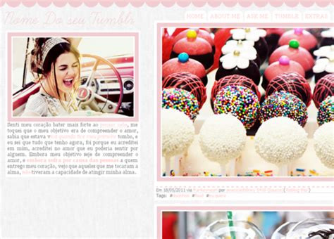 themes for tumblr without credit doa 231 227 o de fotos que delicia themes para tumblr cr 233 ditos