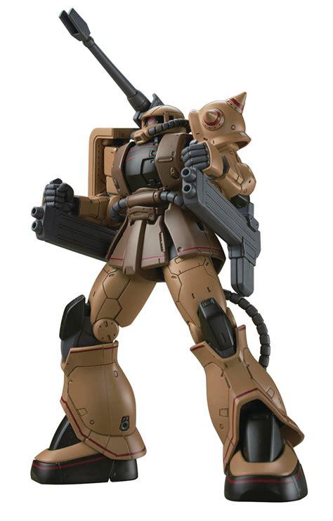 Hg 1 144 Zaku Half Cannon Bandai jul178902 gundam the origin zaku half cannon hg 1 144