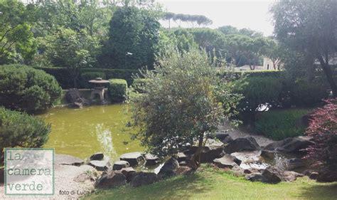 giardino roma la verde un giardino giapponese a roma