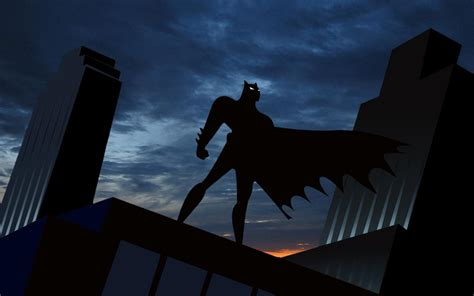 batman tas wallpaper retrospect the dc animated universe nothing but comics