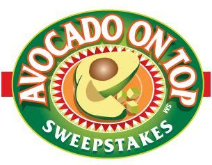 Icard Gift Card Promo Code - avocados from mexico quot avocado on top quot sweepstakes win a 2 500 icard gift card