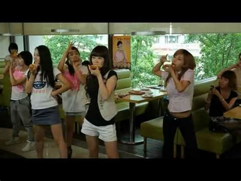 youtube tutorial dance korea funny korean pizza hut commercial with dance tutorial