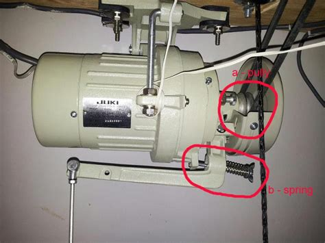 Mesin My M yuhmico tip mesin jahit industri laju sangat