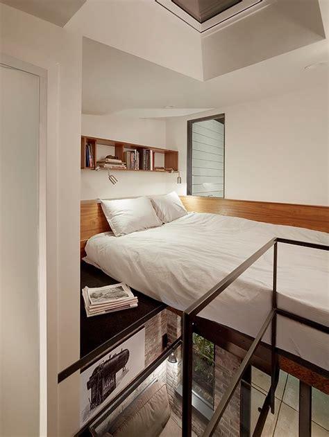 Modern Prefab Cabin by Construir Habitaci 243 N Mini Apartamento En Patio De Casa