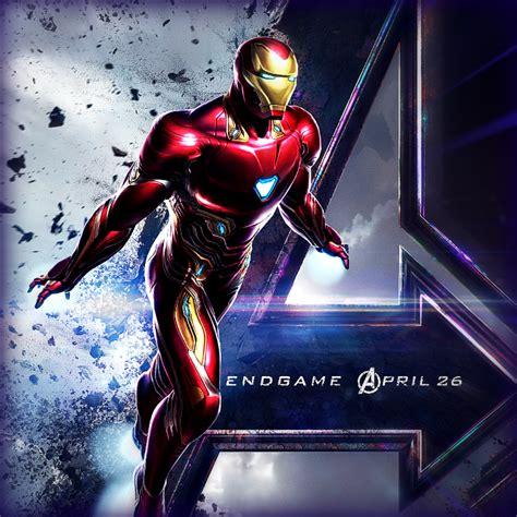 avengers endgame ironman domrep deviantart