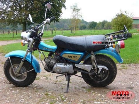 1981 suzuki rv 90 moto zombdrive