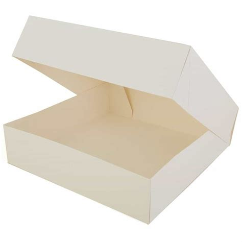 boxes with window pie box with window for 10 inch pie white