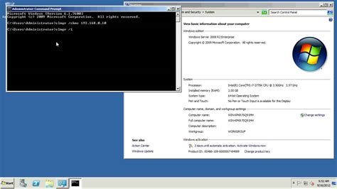 installing xp on windows server 2008 r2 activating windows server 2008 r2 enterprise with a kms