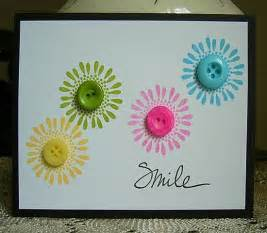 Simple Handmade Card Designs - 25 best ideas about handmade greeting card designs on