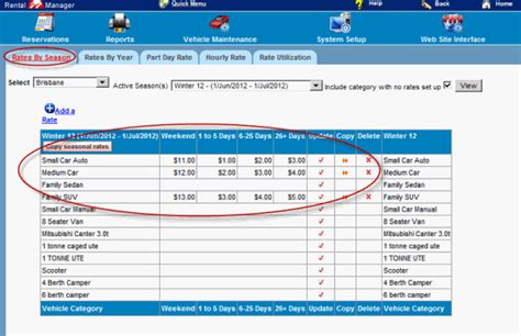 What Is Rack Rate by Configuring The Web Service For Use With Rental Car
