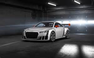 2015 audi tt clubsport turbo concept wallpaper hd car