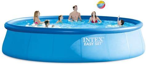 Intex Pool Set Spa intex easy set pool review pools and tubs