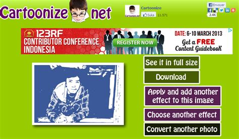 membuat photo jadi kartun online cara membuat foto jadi kartun online ratno gani