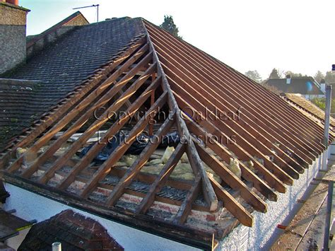 Hip To Gable Roof types of loft conversion oakleaf loft conversions