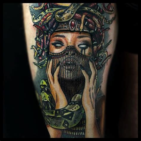medusa tattoo medusatattoo on instagram