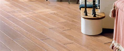 cork flooring that looks like wood planks tile floor