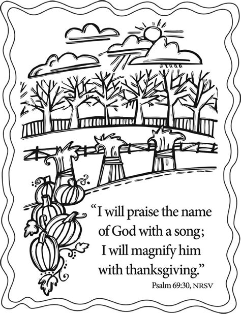 fall coloring pages christian 25 best ideas about thanksgiving coloring pages on