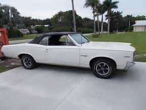 1967 Pontiac Convertible For Sale 1967 Pontiac Tempest Custom Convertible