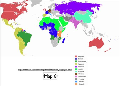 worlds major languages