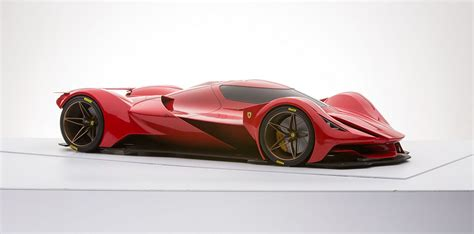 ferrari prototype cars futuristic ferrari le mans prototype renderings are