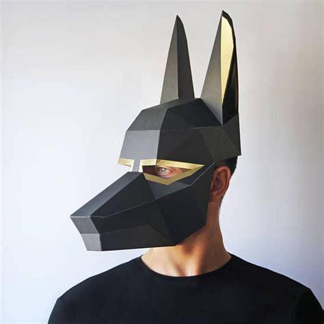 anubis mask template best 25 anubis mask ideas on mask