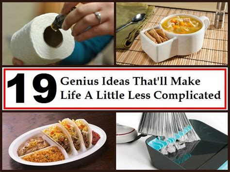 what makes a genius raise our with great personality using four secret basic shapes books 19 genius ideas that ll make a less complicated