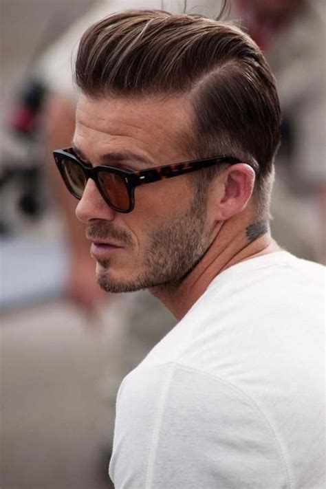 backs of mens haircut styles how to look charismatic with slick back hairtyle