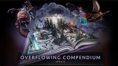 dota 2 overflowing compendium update youtube download now dota 2 overflowing compendium update