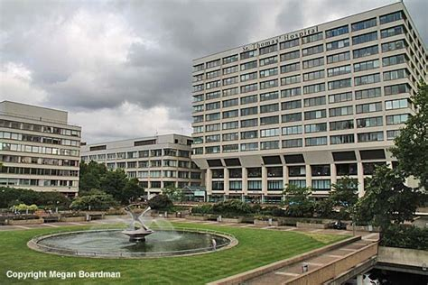 thomas hospital london
