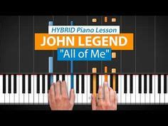 i am all of me piano tutorial youtube 1000 images about learning piano on pinterest piano to