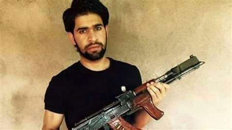 biography of zakir musa hizbul blames zakir musa for joining hands with indian
