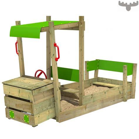 Auto Aus Holz by Auto Sandkasten Aus Holz Powerpulley Kinder Sandkasten