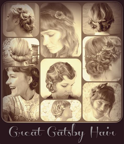 hairstyles 1920 s era mid length how to hair girl 1920 s hairstyles archives