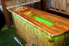 Bamboo Bar Top by 1000 Images About Tiki Huts Bars On Tiki