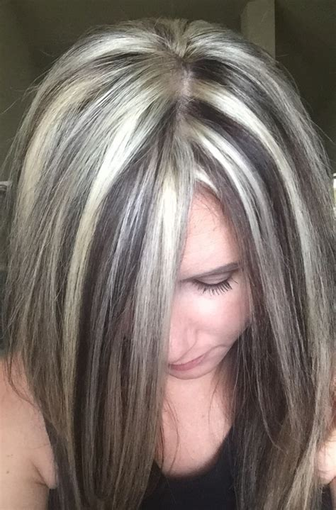 whight gray higlights hair styles 90 best fairy hair images on pinterest hair colors hair