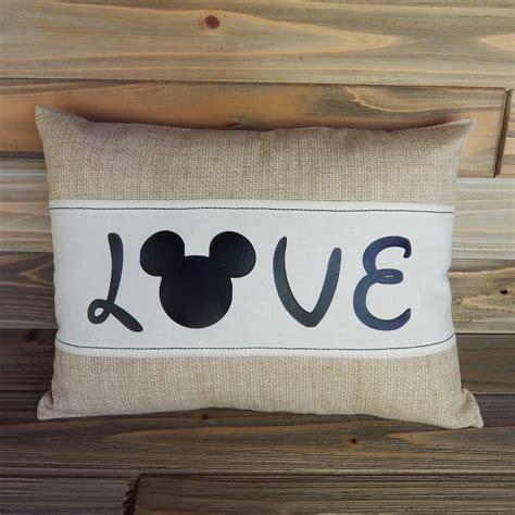 disney inspired mickey mouse 12x16 pillow cover mickey mouse