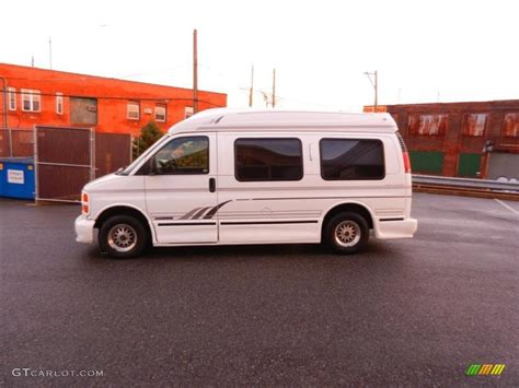 1998 gmc savana conversion white 1998 gmc savana 1500 passenger conversion